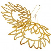 PROTEA EARRINGS – Gold