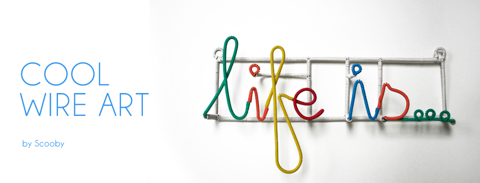 bonsela.co.za – Wire Art Decor