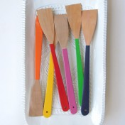 Colourful Spatula