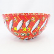 Papier-Mâché Lucky Star Bowl