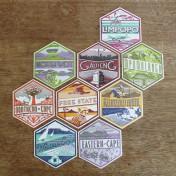 Coasters SA Provinces