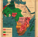 Africa Map Poster – Political