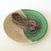 Senegal Basket – Green/White