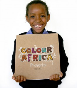 Colour Africa Book