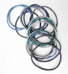 STRIPY BRACELETS – Set of 3