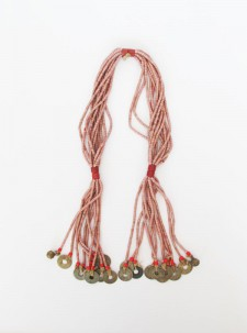 NUPE TRIBE NECKLACE – Traditional Coins & Bells
