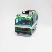 TIN GREEN VAN