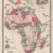 African Map – General