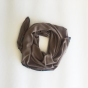 AFRICAN EDGE SCARF – Grey