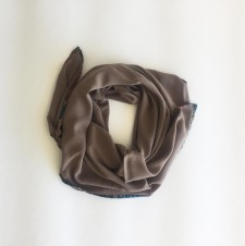 AFRICAN EDGE SCARF – Grey