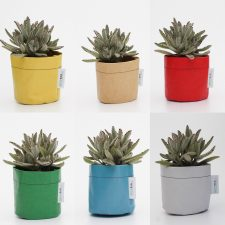 Upcycled Planting Container – Regular Range (Various Colours) – Size S – Growbag