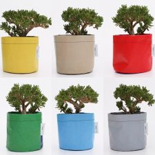 Upcycled Planting Container – Regular Range (Various Colours) – Size M – Growbag